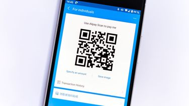 iOS Android QR-Code
