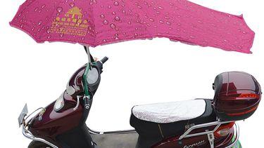 scooter paraplu zon regen AliExpress