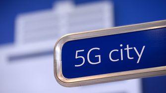 Nokia 5G city MWC