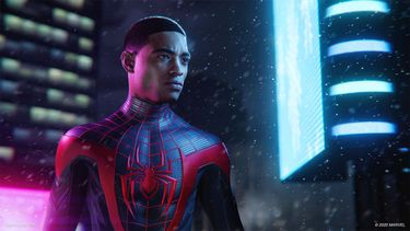 Spider-Man Morales PS5