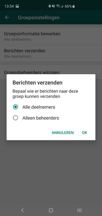 WhatsApp ergernissen oplossingen