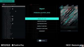 Rapporto di Battlefield 2042
