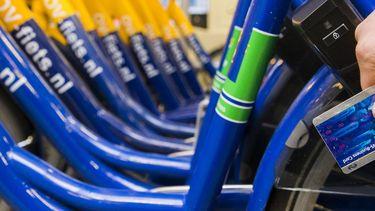 Digitaal Slot OV-fiets