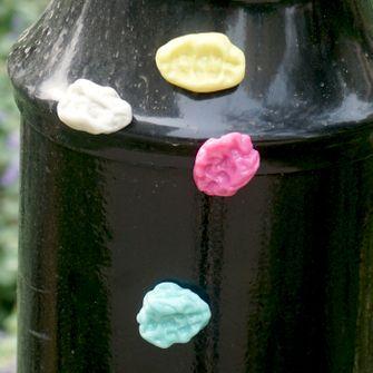 Kauwgom magneetjes