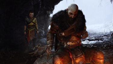 God of War Ragnarok op de PS5