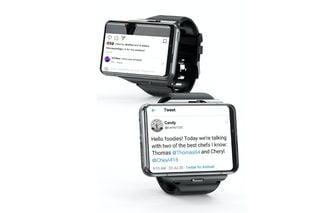 smart watch groot scherm