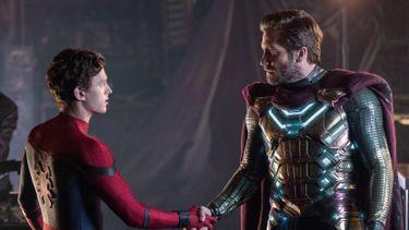 Spider-Man Marvel Disney Netflix.