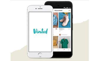 Vinted app