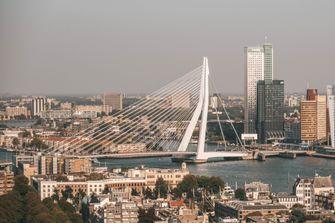 Rotterdam Erasmusbrug mentale gezondheid