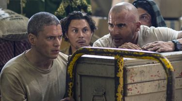 Vijfde seizoen Prison Break op Netflix