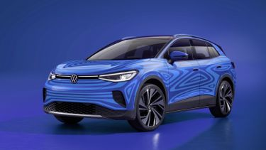 Elektrische auto's: Volkswagen id 4