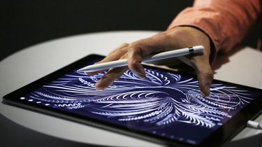 iPad Pro displays