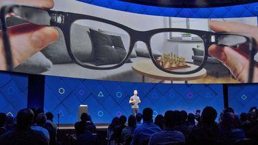 Facebook bevestigt AR bril