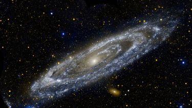 Melkweg NASA ruimte
