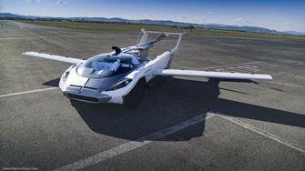 Vliegende Auto Klein Vision AirCar