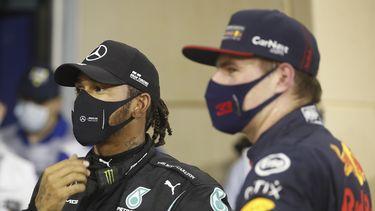 Formula 1: Drive to Survive Lewis Hamilton Max Verstappen
