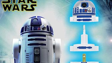 R2-D2 Star Wars reisadapter