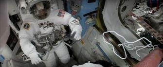 NASA Astronauten ISS missie