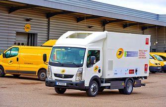 Renault Trucks Electric Maxity