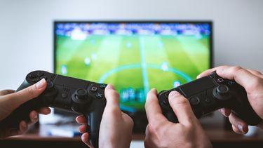 tv kijken gamen