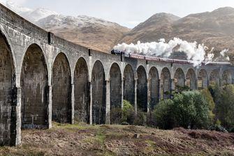 Harry Potter express