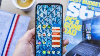 Motorola Moto G8 Plus review uitgelicht