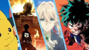 Beste anime voor beginners