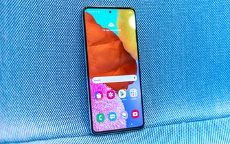 Samsung Galaxy A51 preview design