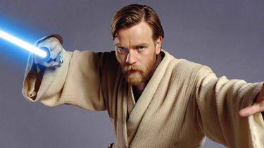 Star Wars Ewan McGregor