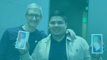 Apple namaak iPhones