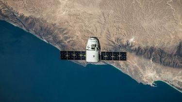 SpaceX Nasa samenwerking