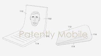 Google opvouwbare smartphone