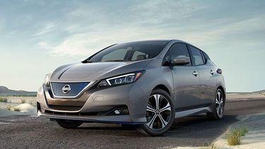 2022 Nissan Leaf S elektrische auto