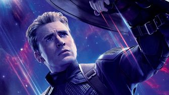 Captain America Marvel Avengers Endgame