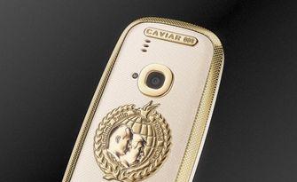 Caviar Nokia 3310 Trump Putin