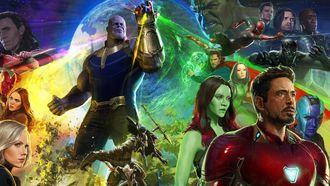Avengers- Infinity War Marvel Cinematic Universe