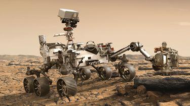 Perseverance NASA Mars