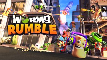 PlayStation Plus worms rumble