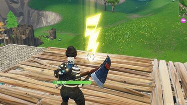 Fortnite Lightning Bolt