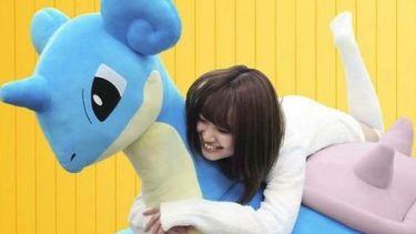 Lapras Pokémon knuffel