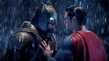 Batman vs Superman DC