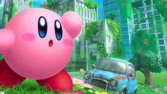 Kirby en de Vergeten Wereld Nintendo Switch
