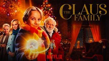 Familie Klaus op Netflix