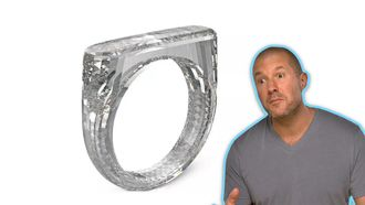 Apple Jony Ive Ring