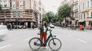 QWIC elektrische fiets