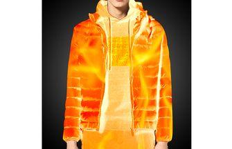 AliExpress verwarmde jas