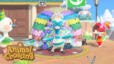 Animal Crossing: New Horions