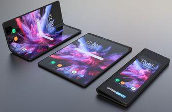 Samsung Galaxy Fold concept