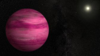 Roze planeet