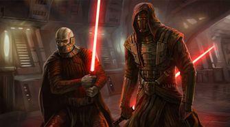 Disney Plus Knights of the old republic Star Wars